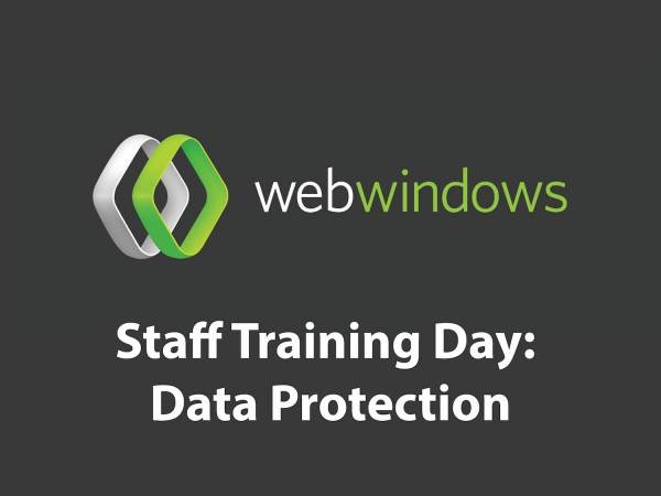 Staff Training Day: Data Protection