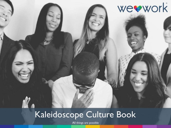 Kaleidoscope Culture Book Presentation