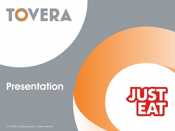 Just Eat Presentation