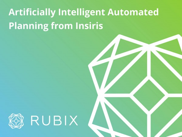Artificially Intelligent Automated Planning from Insiris
