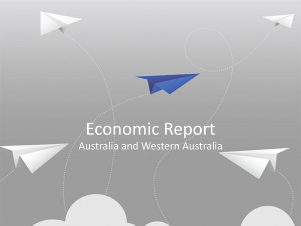 Economic Report Australia and Western Australia