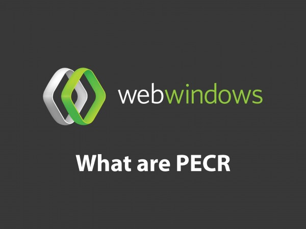 Web Window What are PECR