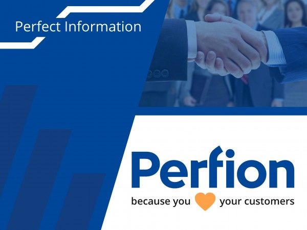 Perfion Because You Love Your Customers