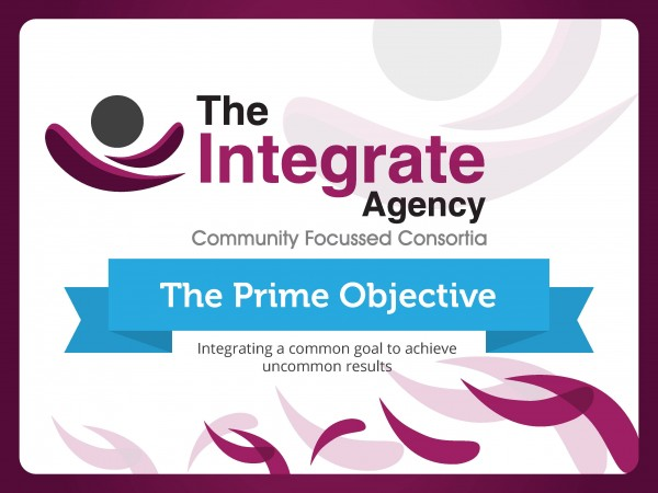 The Integrate Agency Community Focussed Consortia